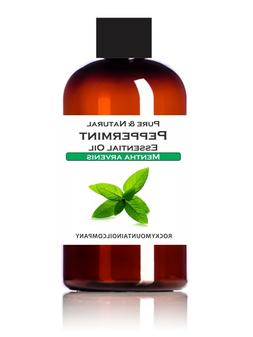 100% PURE & NATURAL PEPPERMINT ESSENTIAL OIL THERAPEUTIC GRA