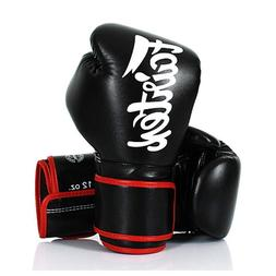 16 OZ Fairtex Gloves Muay Thai Kick Boxing MMA K1 Micro Fibe