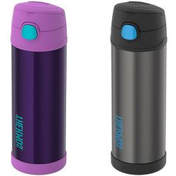 Thermos 16 oz. Kid's Funtainer Vacuum Insulated Stainless St