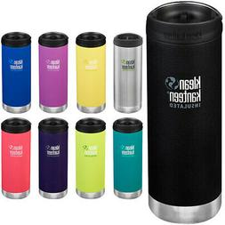 Klean Kanteen 16 oz. TKWide Insulated Stainless Steel Bottle