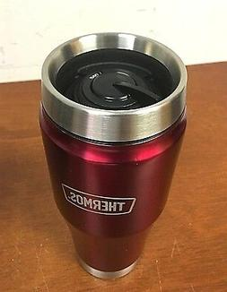 16 oz vacuum insulated tumbler with drinklock