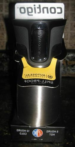 Contigo 16 oz. West Loop 2.0 Autoseal Stainless Steel Travel