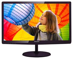 Philips 247E6QDSD 24 Class IPS LED Monitor w/ MHL-HDMI