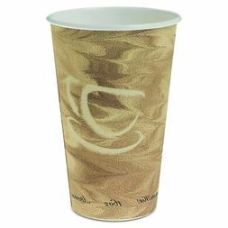 SOLO 316MS-0029 Single-Sided Poly Paper Hot Cup, 16 oz. Capa