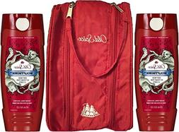 Old Spice Bundle, 2 Wild Collection Wolfthorn Body Wash 16 O