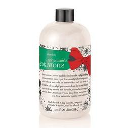 Philosophy Shower Gel - Shimmering Snowlace - 16 oz