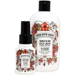 Poo-Pourri Before-You-Go Toilet Spray 16 oz Bottle, Tropical