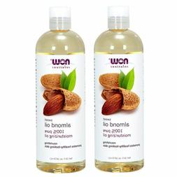 almond oil 16oz 2 pack total 32oz
