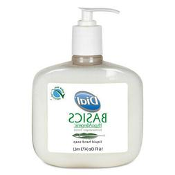 Dial Basics Liquid Soap 16 oz/Pump Bottle