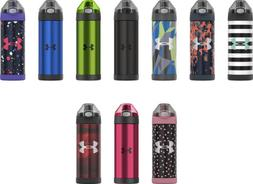 Under Armour Beyond 16 oz Vacuum Insulated Bottle With Flip