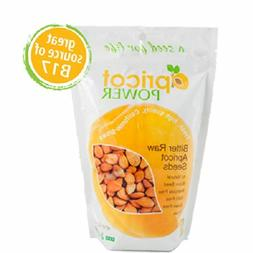 Apricot Power Bitter Raw Apricot Seeds 1lb Bag