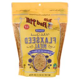 Bob's Red Mill Premium Whole Ground Flaxseed Meal 16 oz Pkg