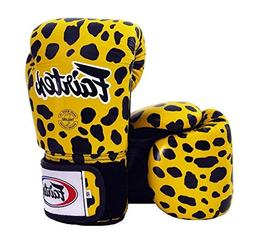 Fairtex Boxing Gloves BGV1 Limited Edition - Wild Amimal Col