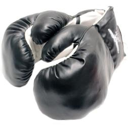 2 PAIRS 16 OZ BOXING PRACTICE TRAINING GLOVES w/ HEAD GEAR P