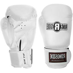 Ringside Boxing Striker Training Gloves - White