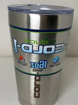 reduce COLD-1 16oz Tumbler - Vacuum Insulated Stainless Stee