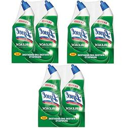 Lysol Complete Clean Toilet Bowl Cleaner with Bleach Value P