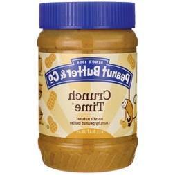 Peanut Butter Crunch Time, 16-Ounce