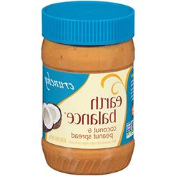 Earth Balance Crunchy Coconut Peanut Butter