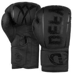 DEFY® Synthetic Leather Boxing Glove Thai Punch Training Sp