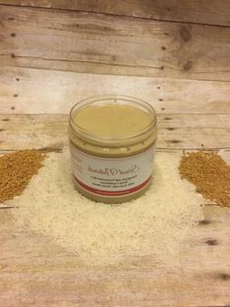 Fenugreek and Fermented Rice Deep Conditioner with Ayurvedic