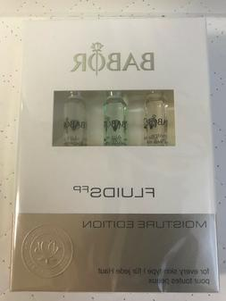 Babor Fluid Moisture Edition For Every Skin Type 3 Ampoules