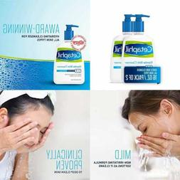 Cetaphil Gentle Skin Cleanser For All Types Face Wash Sensit