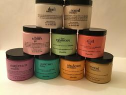 Philosophy Glazed Body Souffle 16 OZ. Your Choice of Scent N