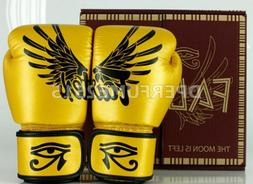 FAIRTEX GLOVES MUAY THAI KICK BOXING TRAINING SPARRING MMA F