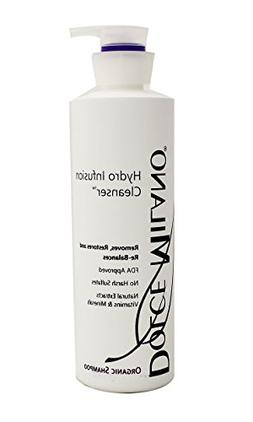 Dolce Milano Hydro Infusion Cleanser Organic Shampoo, 16 oz.