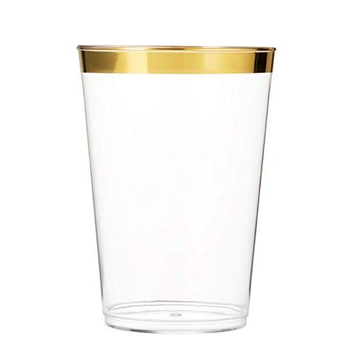 100 Plastic 16 Oz Cups Cups with