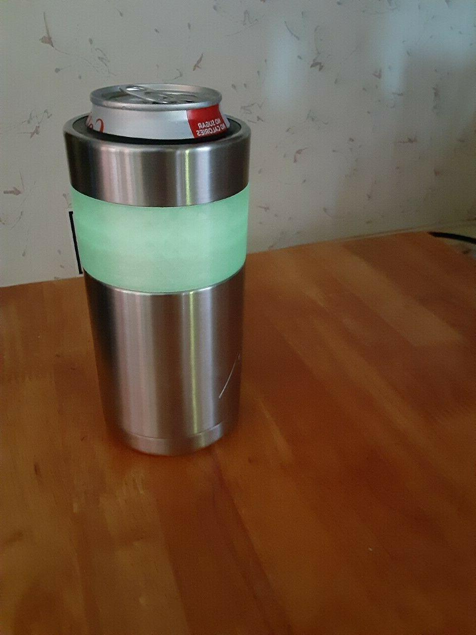 12oz to 16oz can adapter yeti colster