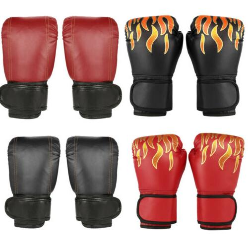 16 OZ Boxing Leather Boxing MMA Fighting Protection