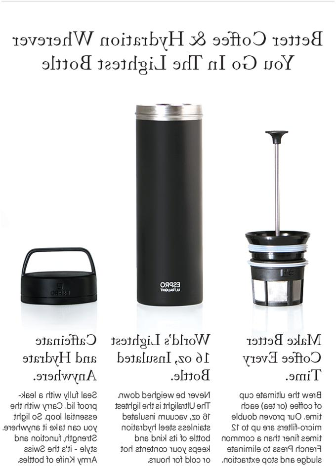 16 Espro Travel Coffee French - Charcoal Off