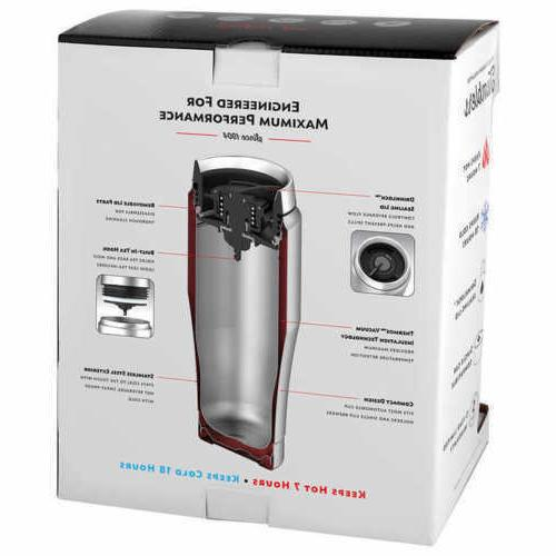 Thermos oz Vacuum Insulated Tumbler 2 pack with Lids