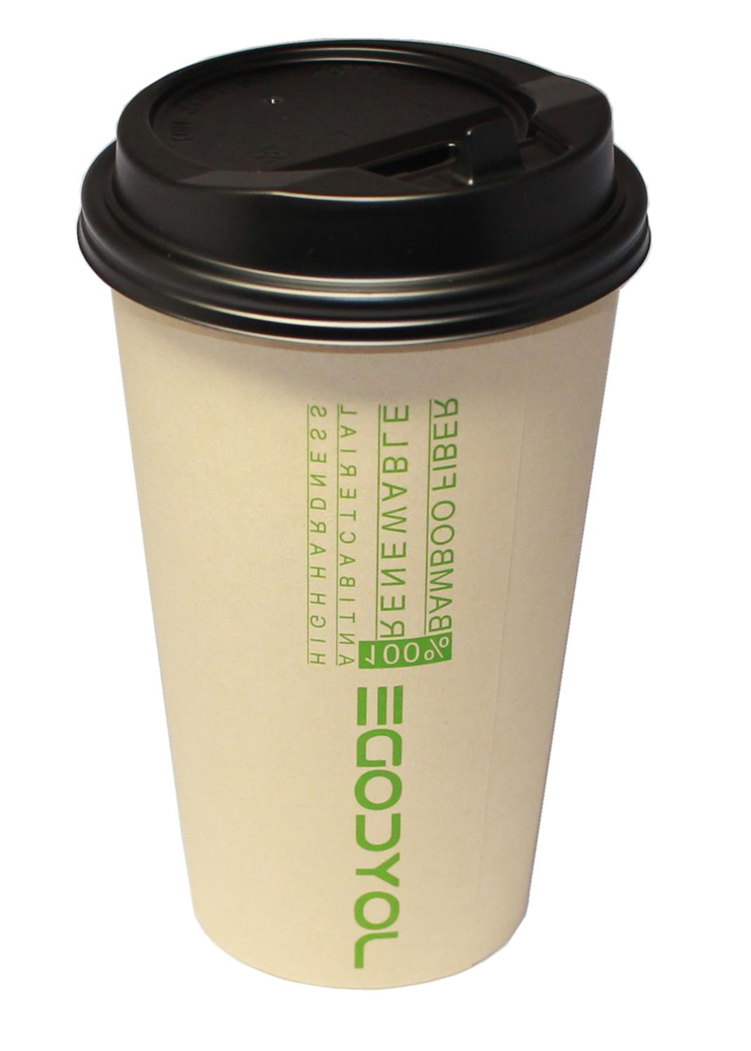 Coffee 100% Cups-With