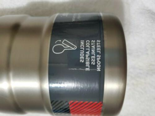 Thermos Stainless Steel Insulated Food Jar Folding Spoon…