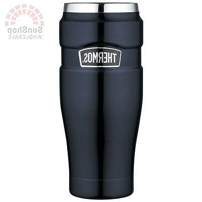470ml vacuum insulated stainless steel king tumbler