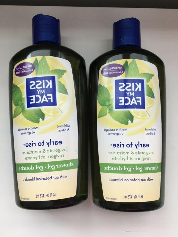 Early To Rise Shower Gel