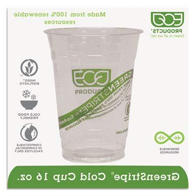 Eco-Products EP-CC16-GS GreenStripe Renewable & Compostable