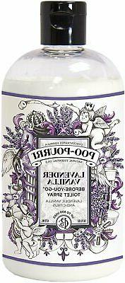Poo-Pourri Before-You-Go Toilet Spray 16 oz Bottle, Lavender