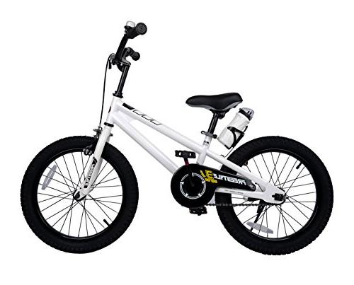 Royalbaby RB18B-6W BMX Freestyle Kids Bike, Boy's Bikes royalbaby bmx freestyle kid's bike 18