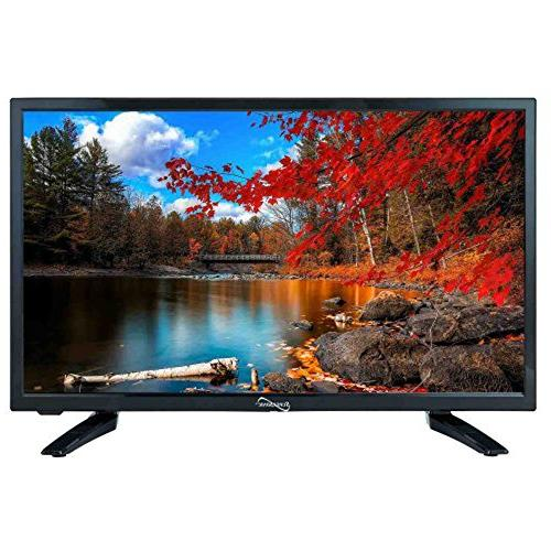 SuperSonic 1080p LED Widescreen HDTV with HDMI Input, USB in