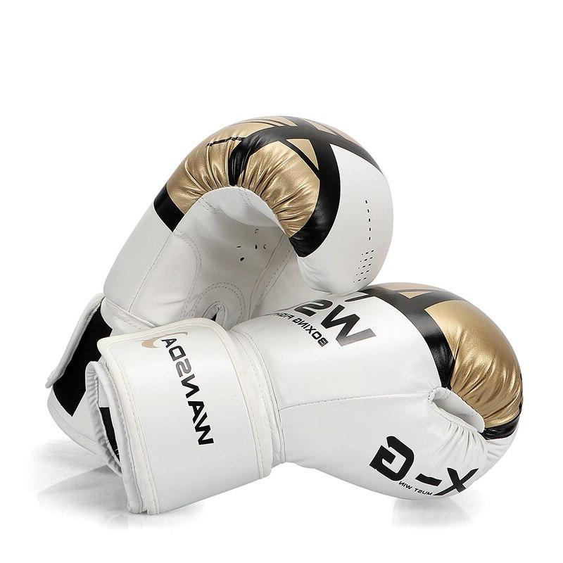 Adults Boxing Muay De Luva Mitts Sanda 10 14 <font><b>OZ</b></font>
