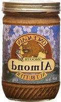 Once Again Nut Butters  Almond Btr, Smth, Ns, 16-Ounce