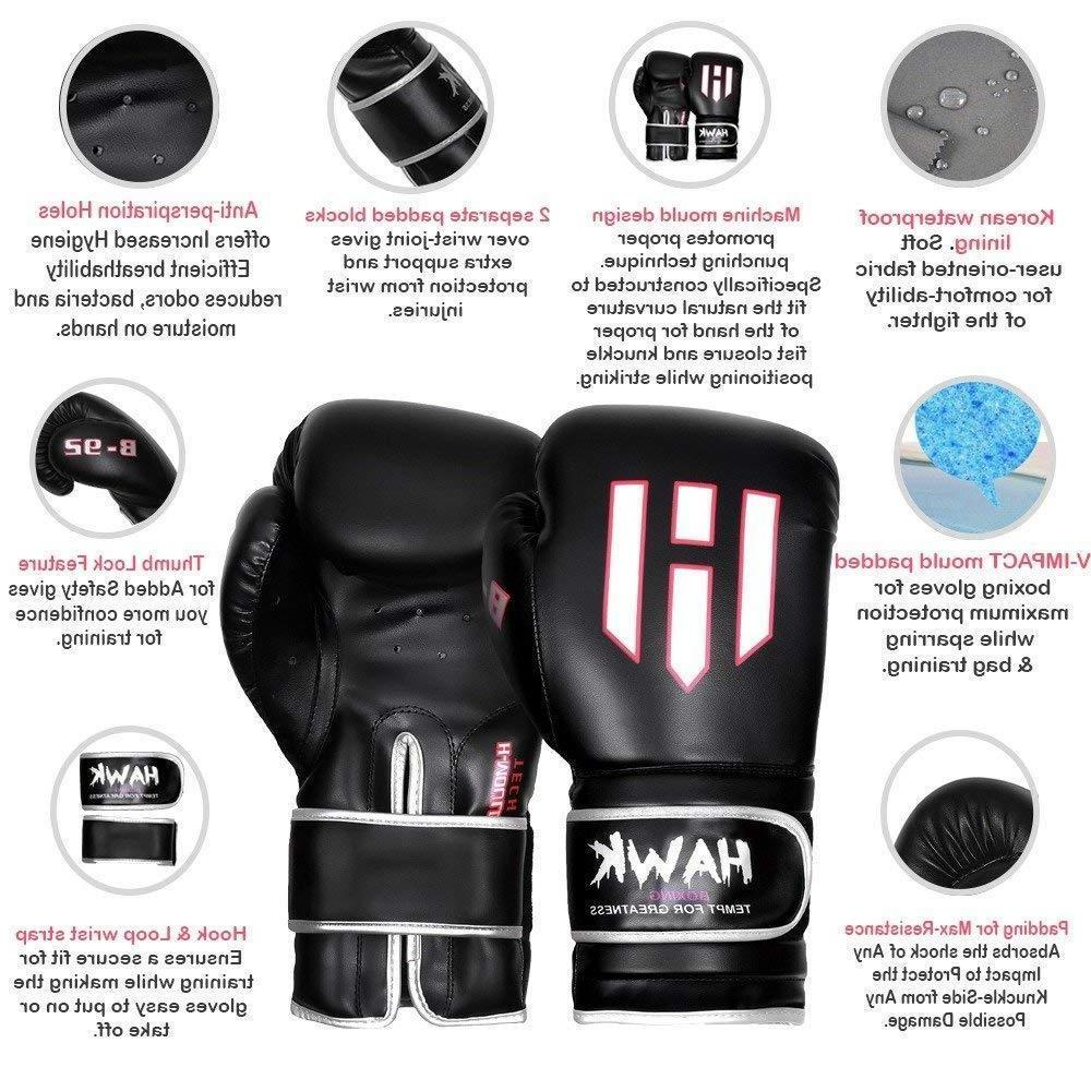 Boxing Pro Women Training Muay Bag Mitts