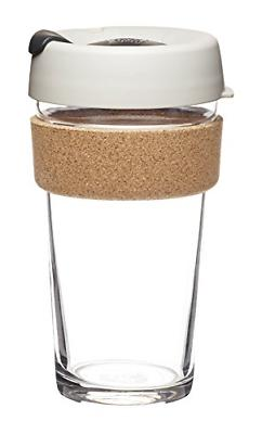 brew glass reusable coffee cup