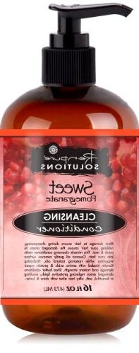 Renpure Solutions  Cleansing Conditioner, Sweet Pomegranate,