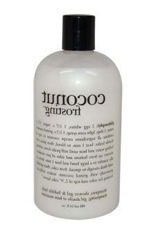 philosophy Coconut Frosting Shampoo/Shower Gel/Bubble Bath,