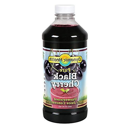Dynamic Health® 100% Pure Black Cherry Juice Concentrate |